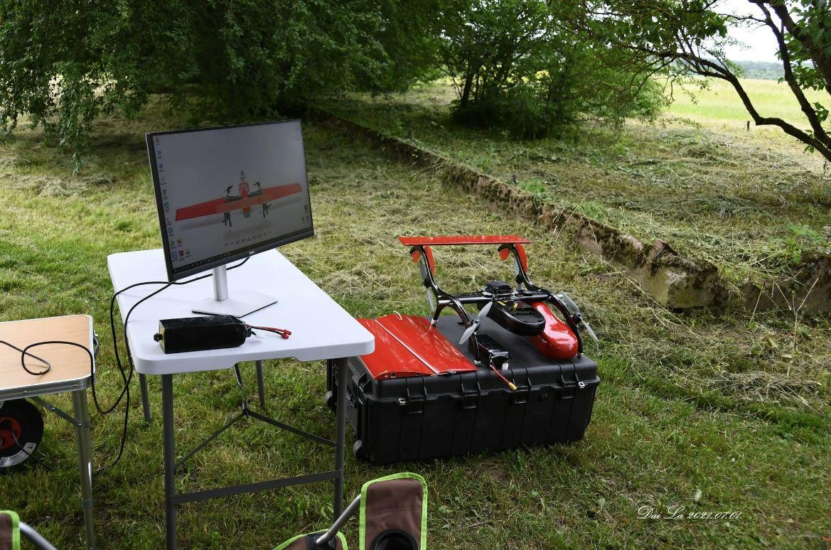FIXAR 007 SURVEY FOR LAND DEVELOPMENT IN VECAUCE, LATVIA