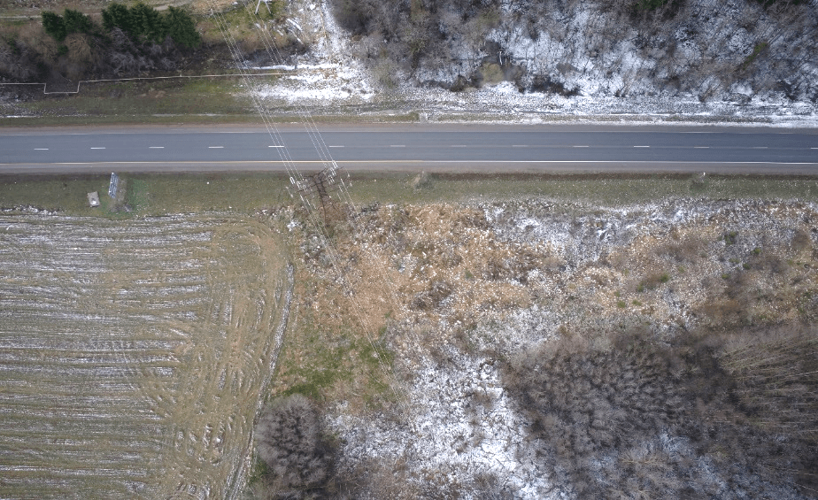 AERIAL PHOTO INSPECTION OF OVERHEAD POWER LINES