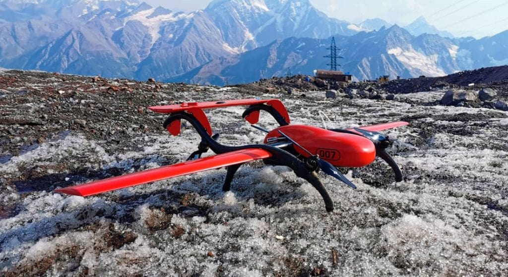Revolutionary drone approved form advanced flights in Canada