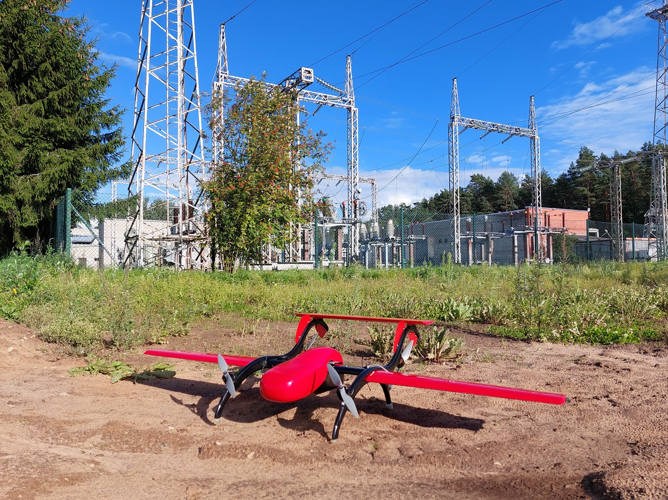 FIXAR equips outdoor UAVs with the BlackBox for safer sky